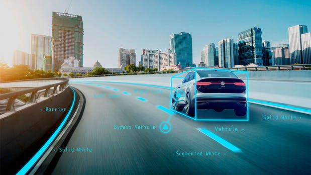 Diese neue Studie prophezeit uns Milliardeneinsparungen durch autonome Fahrzeuge