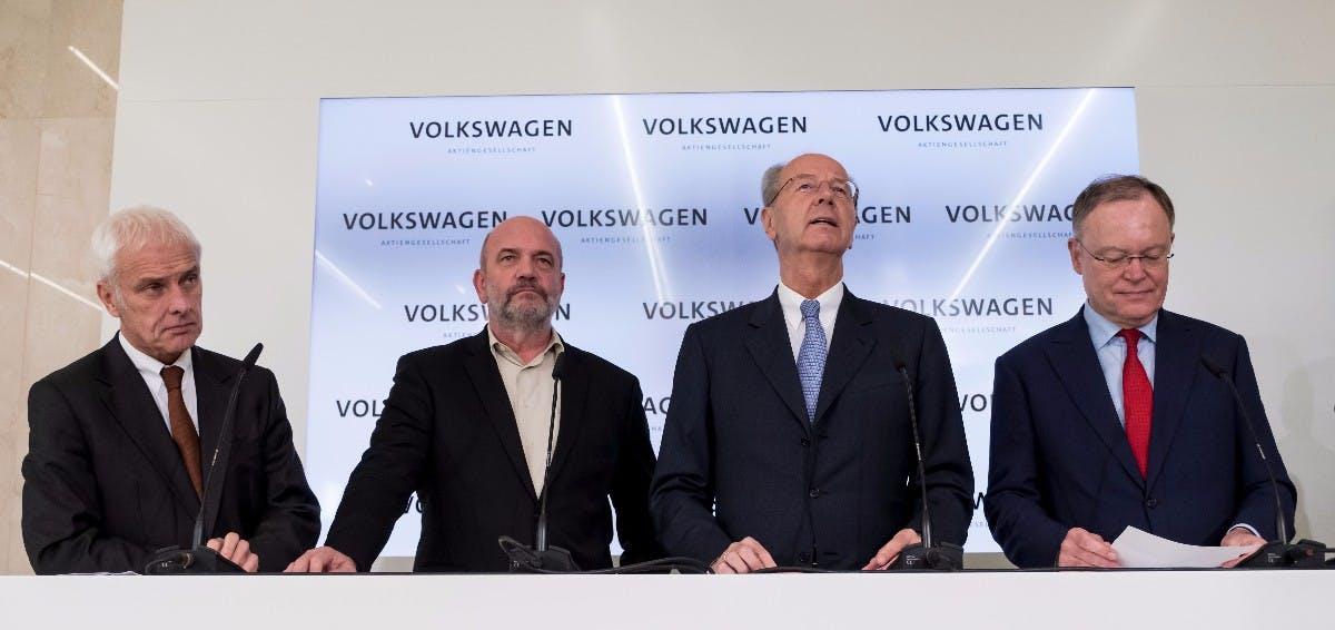 Alles auf Strom: VW steckt 34 Milliarden Euro in Elektroautos