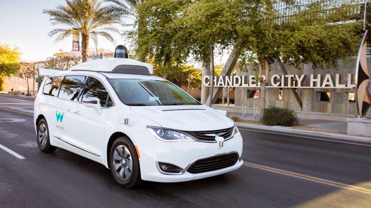 Autonome Uber-Alternative: Waymo testet fahrerlosen Ride-Sharing-Dienst