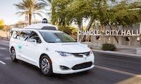 Waymo: Google-Schwester startet mit dem autonomen Taxiservice Waymo One