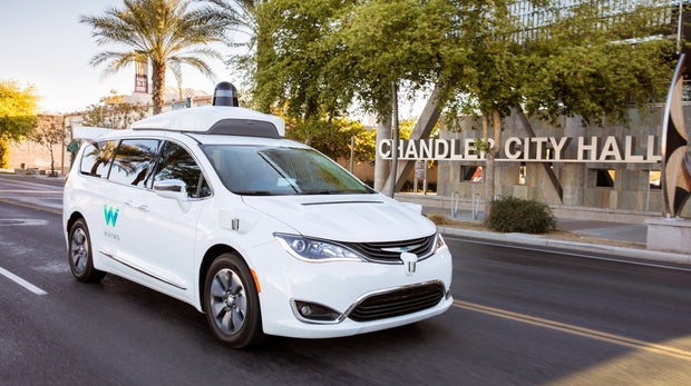 Autonome Uber-Alternative: Waymo testet fahrerlosen Ride-Sharing-Dienst