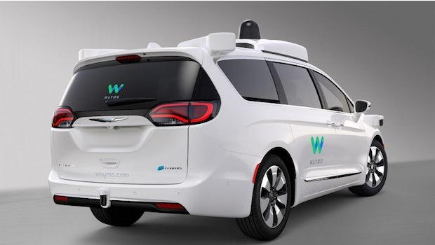 Bei der Google-Schwester Waymo wird an selbstfahrenden Autos gearbeitet. (Foto: Waymo)