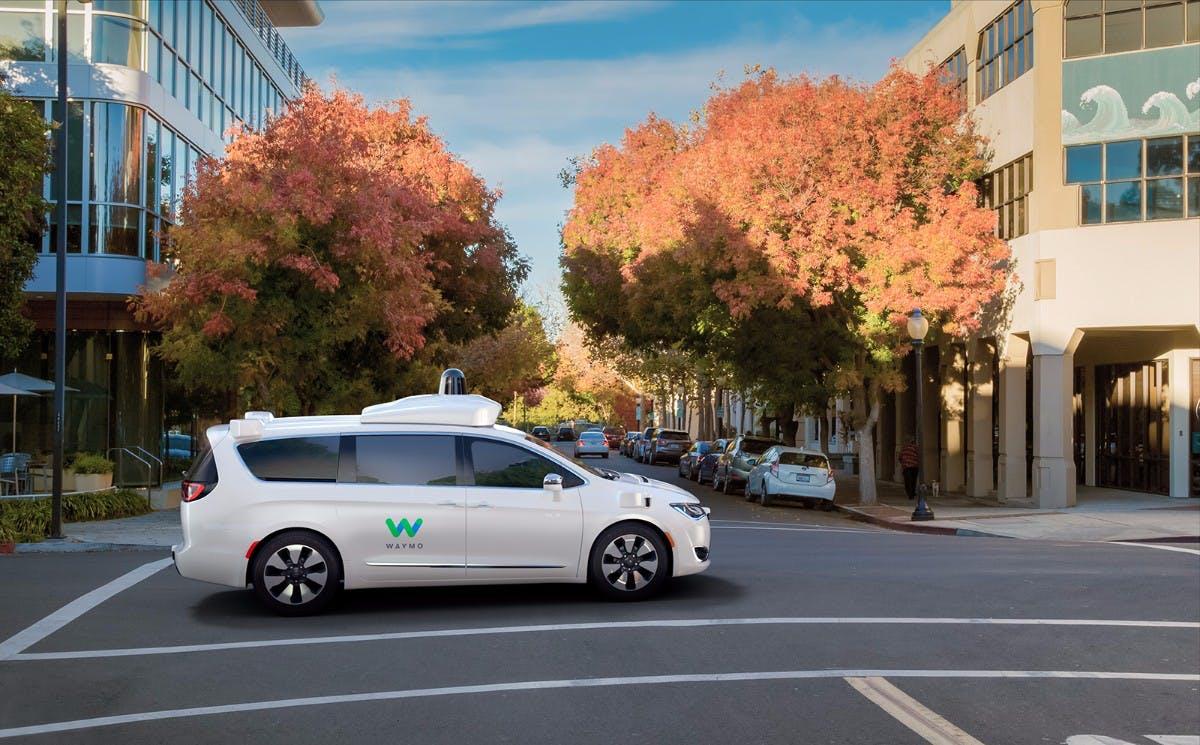 Google-Schwester Waymo vor Start von selbstfahrendem Taxi-Service