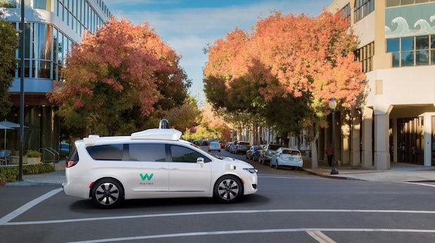 Waymo: Autonome Autos fahren 9.000 Kilometer ohne Notabschaltung