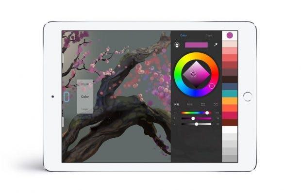 Zeichnen Auf Dem Ipad Die Besten Apps Fürs Mobile Grafikdesign