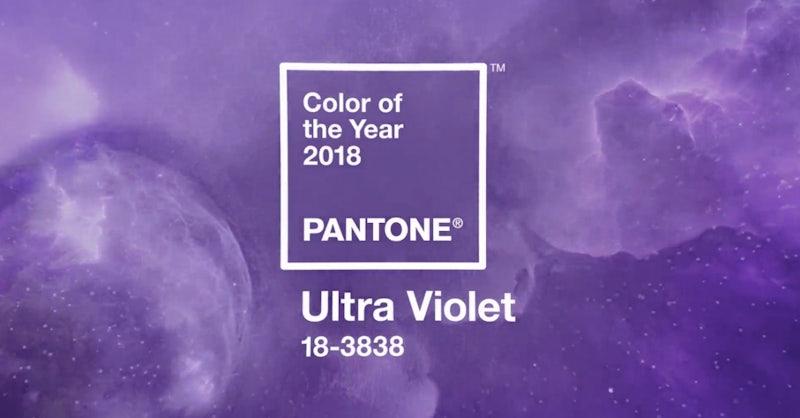 pantone hat gew hlt das ist die farbe des jahres 2018 t3n. Black Bedroom Furniture Sets. Home Design Ideas