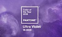 Pantone hat gewählt: Das ist die Farbe des Jahres 2018