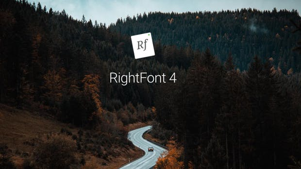 Rightfont 4 ist da: Das kann die neue Version der beliebten Schriftenverwaltung