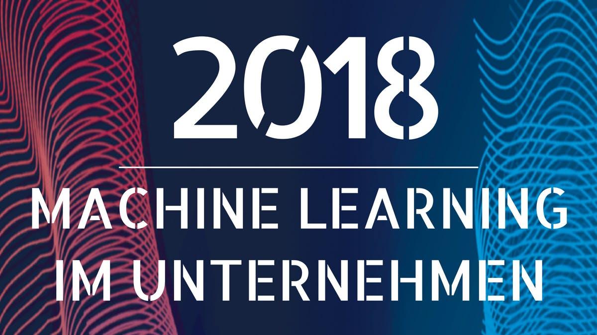 Maschinelles Lernen: Die große Chance für 2018