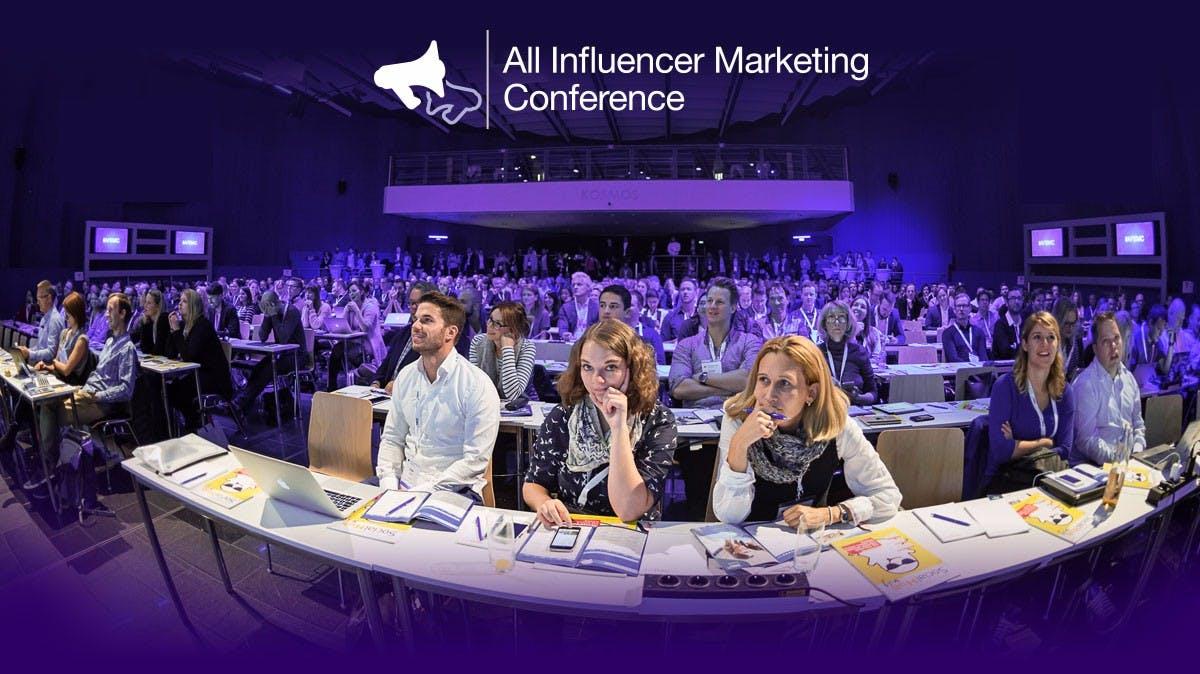 Mehr als ein Trend: Dieses Event macht Influencer-Marketing endlich greifbar