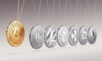 Ripple ist jetzt über 2 Dollar wert und zweitwertvollste Kryptowährung