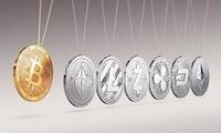 Krypto-Markt tiefrot: Bitcoin-Kurs rutscht erstmals seit Anfang März unter 50.000 Dollar