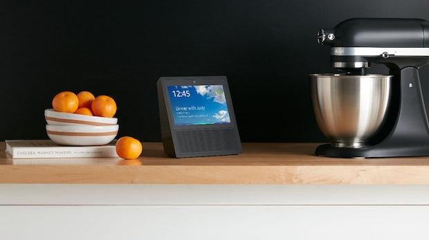 Amazon Echo Show im Test: Alexa zeigt's euch