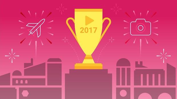 """""""Best of 2017"""": Das sind die beliebtesten Android-Apps des Jahres"""