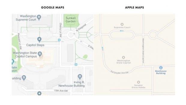 So viel besser ist Google Maps als Apples Kartendienst   t3n ...