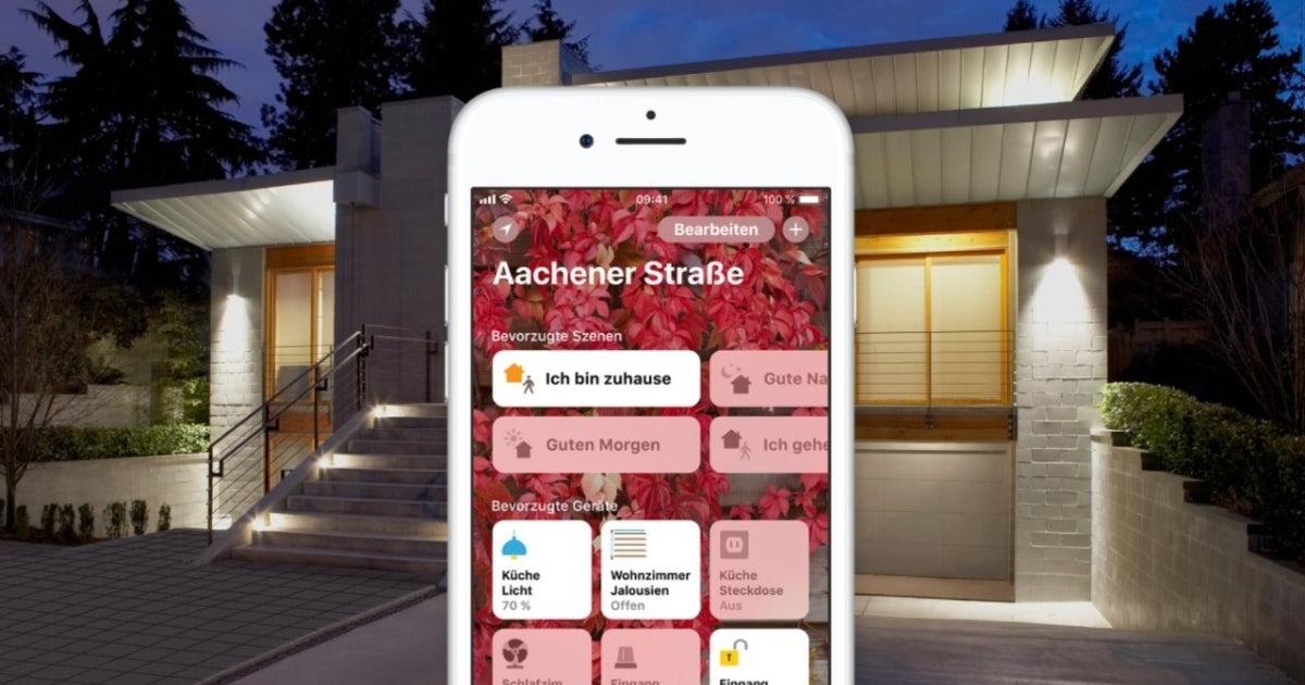 offene t r f r unbefugte apples homekit mit. Black Bedroom Furniture Sets. Home Design Ideas