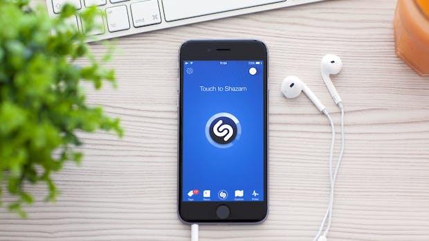 Apple macht Shazam nach Übernahme werbefrei