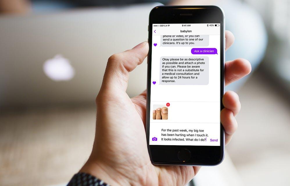 Diese App sollte den Arztbesuch überflüssig machen – doch die Nutzer bewirkten das Gegenteil