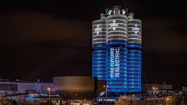 Ziel erreicht: BMW verkaufte 2017 mehr als 100.000 E-Autos