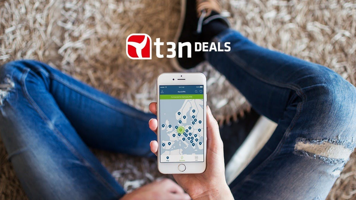 t3n-Deal des Tages: 3 Jahre sicher und anonym surfen für nur 99 Dollar mit NordVPN