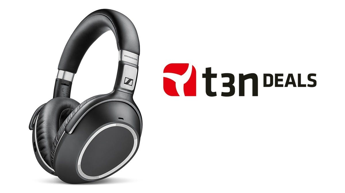 t3n-Deal des Tages: Sennheiser PXC 550 Noise-Cancelling-Kopfhörer mit Mikrofon