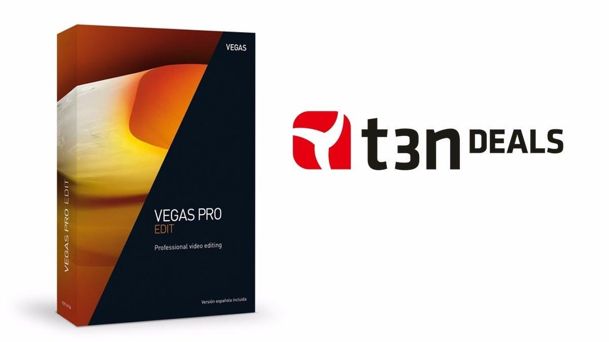 Charity-Deal: Videoschnitt-Software Vegas Pro 14 Edit für 17 statt 183 Euro