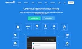 In der EZ Platform Cloud bekommen Nutzer Funktionen von Platform.sh. (Screenshot: Platform.sh)