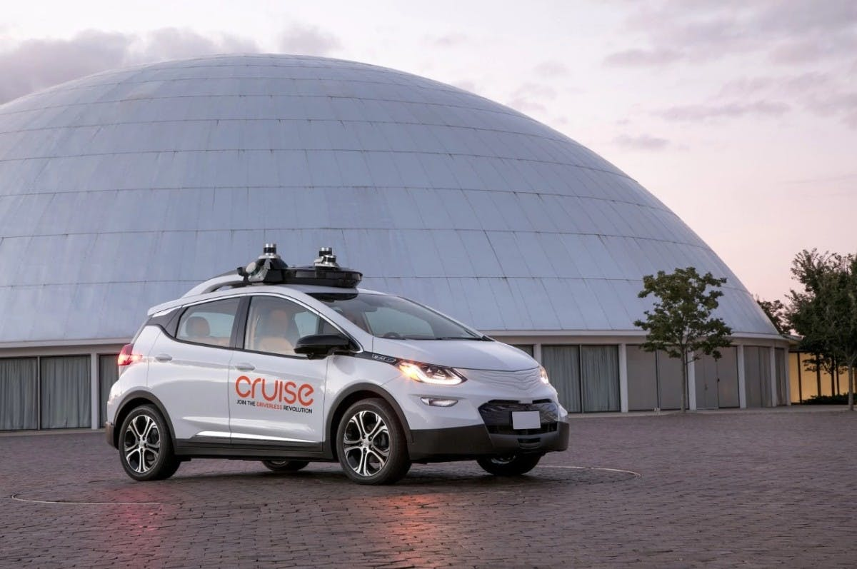 General Motors will 2019 mit autonom fahrenden Taxis starten