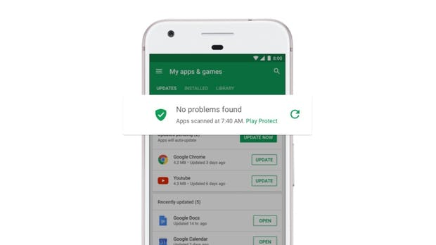 Android: Google scannt künftig auch Apps aus anderen App-Stores