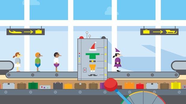 Santa-Tracker: Googles interaktiver Adventskalender ist zurück