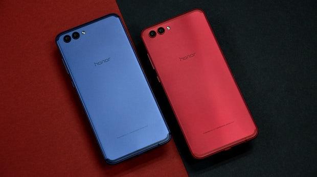 Honor View 10 vorgestellt: Das günstigere Huawei Mate 10 Pro