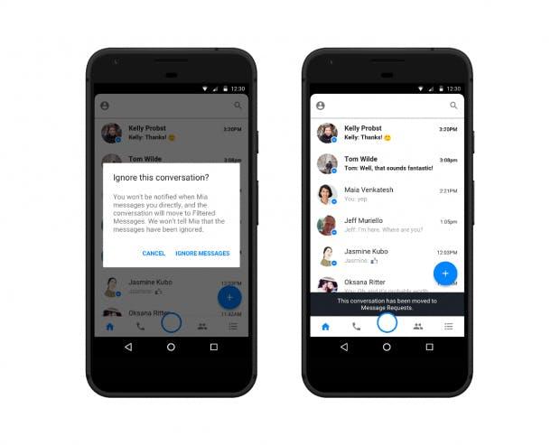 Schluss Mit Belästigung Facebook Stellt Neue Funktionen Vor