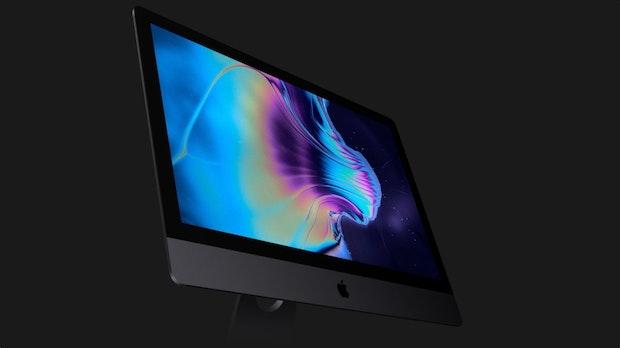 Apple stampft den iMac Pro ein – neue Modelle am Horizont
