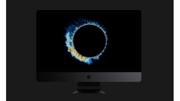 iMac Pro: Apple-Macs bald ohne Intel-Chips? (Bild: Apple)