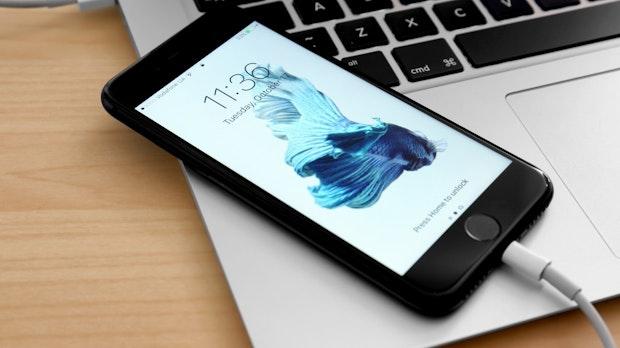 iPhone-Nutzer können Drosselung künftig umgehen