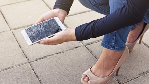 Nie wieder kaputte Displays? Forscher entdecken selbstheilendes Polymer