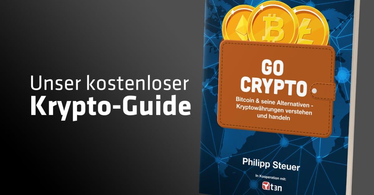 Sichere dir jetzt unseren kostenlosen Krypto-Guide!