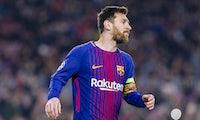 Lionel Messi ist der nächste Star, der für ein Blockchain-Startup wirbt