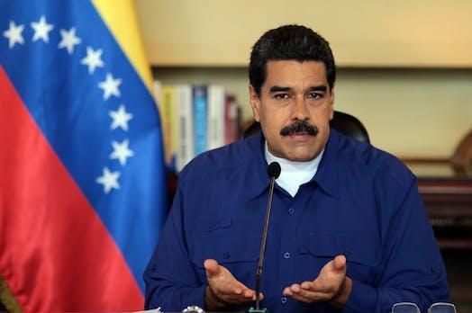 Venezuelas Präsident will eigene Kryptowährung starten, um die Staatspleite zu verhindern