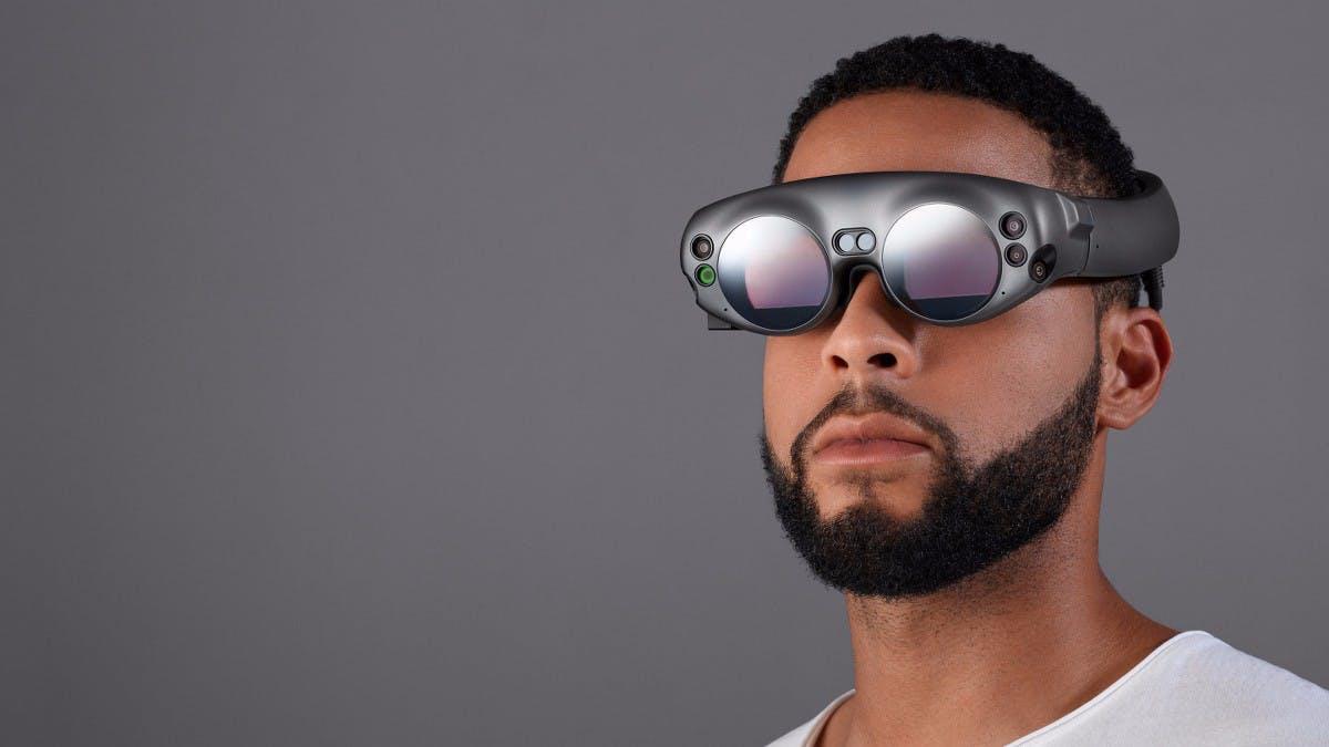 Magic Leap enthüllt sein Geheimnis: Mixed-Reality-Brille kommt 2018