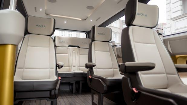 Mobility-on-Demand: VW-Tochter Moia soll neue Ära einläuten