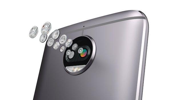 Lenovo Moto G5s Plus. (Bild: Lenovo)