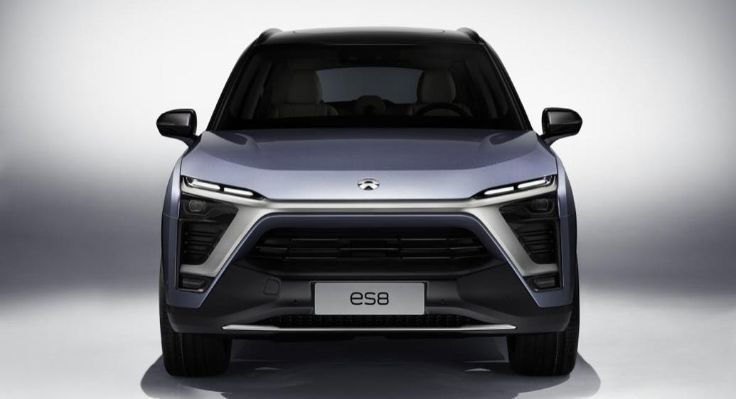 Wechselakkus für E-Autos: Der chinesische Hersteller Nio startet Neuanfang