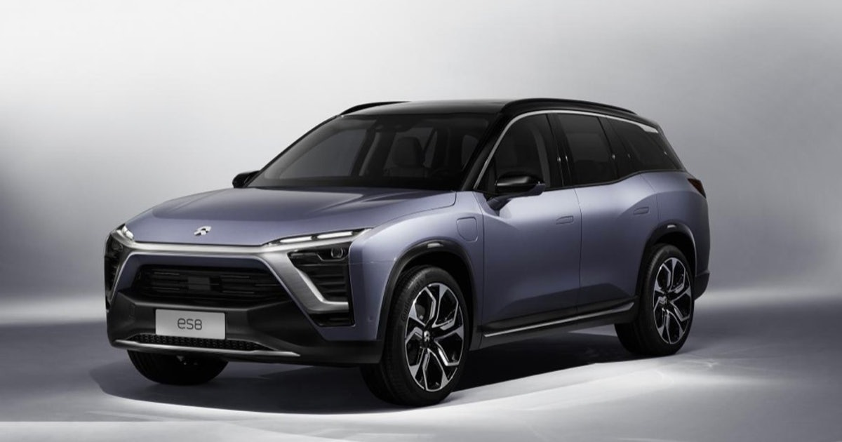 chinesisches startup nio will 2020 in deutschland e autos verkaufen t3n. Black Bedroom Furniture Sets. Home Design Ideas