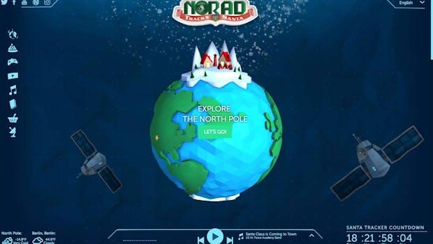 Weihnachtskalender Google.Santa Tracker Googles Interaktiver Adventskalender Ist Zurück