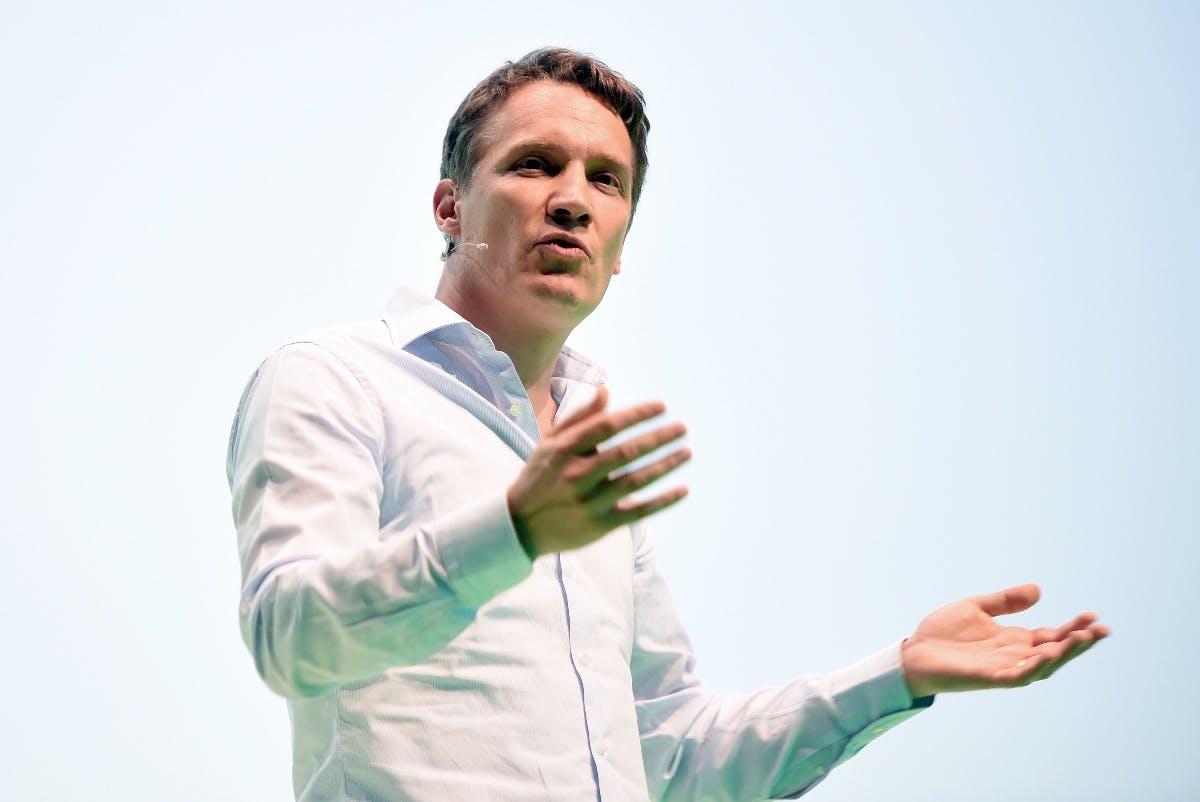 Oliver Samwer hat heimlich eine Bank für Startups gegründet