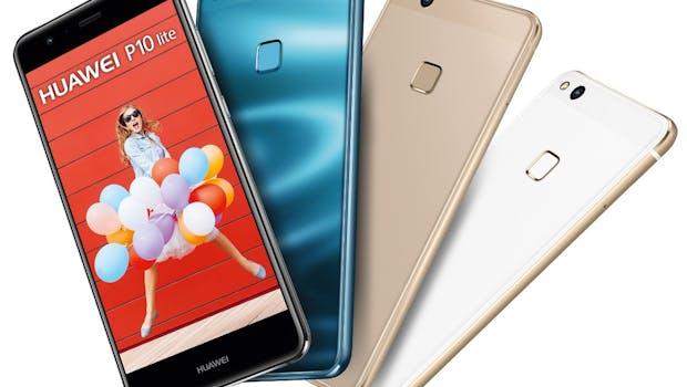 Huawei P10 Lite. (Bild. Huawei)