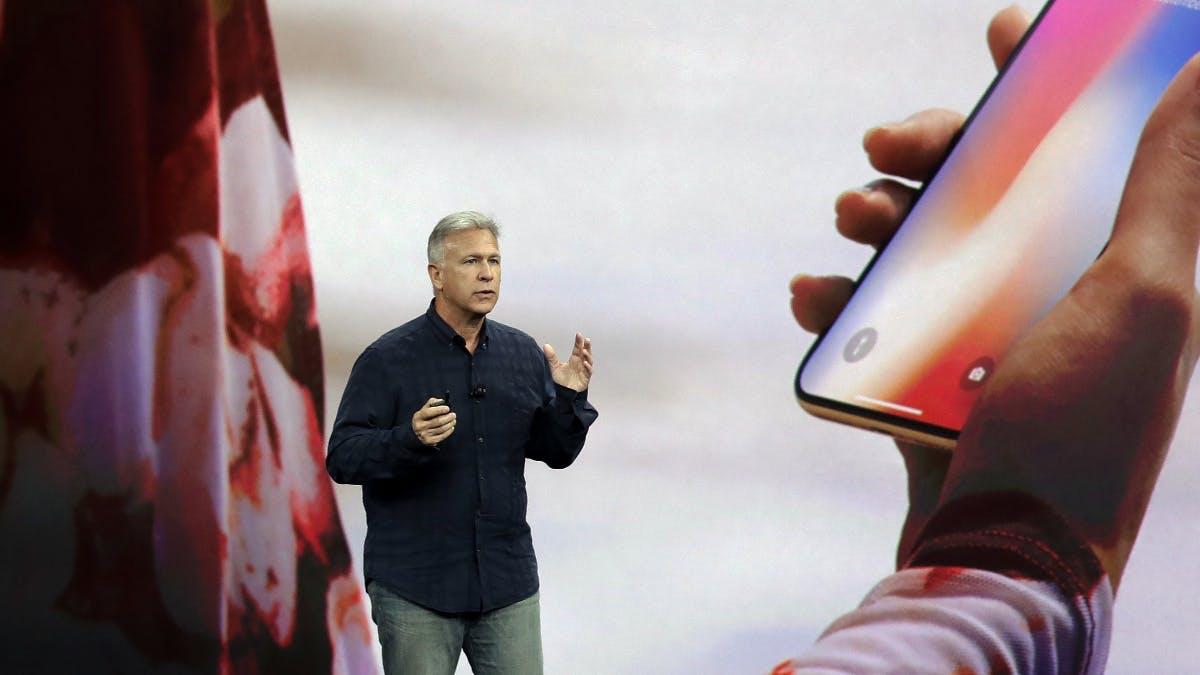 Handymarkt: Apple macht allein mit dem iPhone X 35 Prozent aller Gewinne