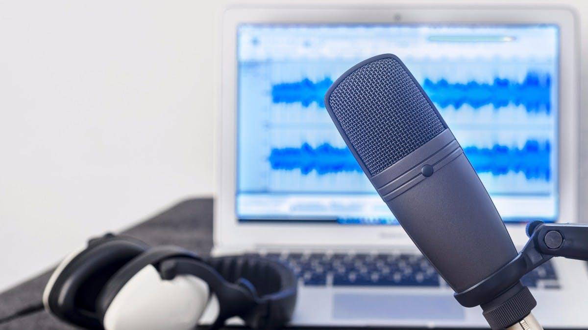 Rosige Aussichten für Podcasts und andere Audioangebote