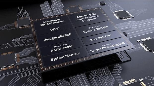 Snapdragon 845: Das steckt in Qualcomms neuem Highend-Chip für Smartphones